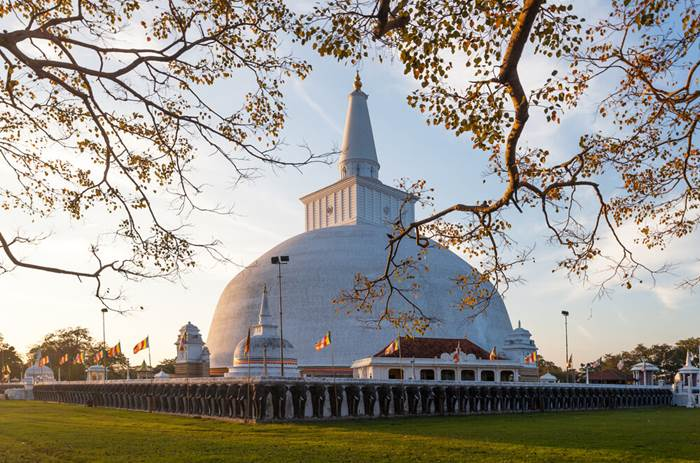 Cox & Kings Splendours of Sri Lanka solo tour visiting the Anuradhapura