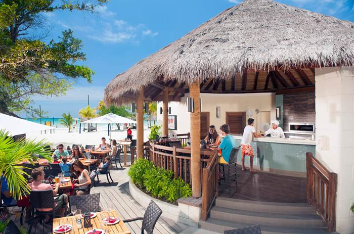 Beaches Negril Dinos Pizzeria