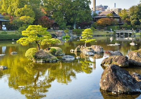 Kumamoto Suizenji Garden - New - Japan & the Scenic South