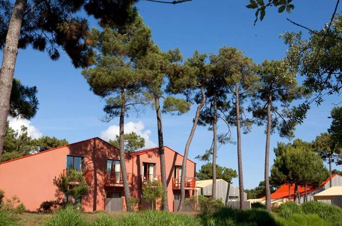 Accommodation at Club Med La Palmyre Atlantique in France
