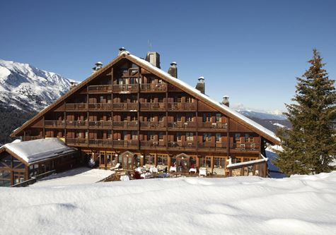 Club Med Meribel Antares resort in France