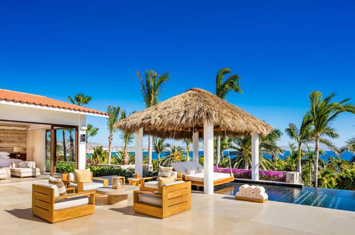 the One and Only Palmilla Hotel outdoor pool