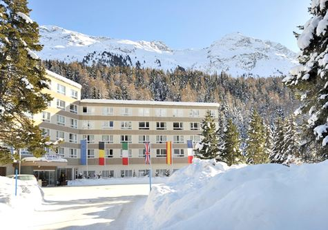 Club Med Saint Moritz resort in Switzerland