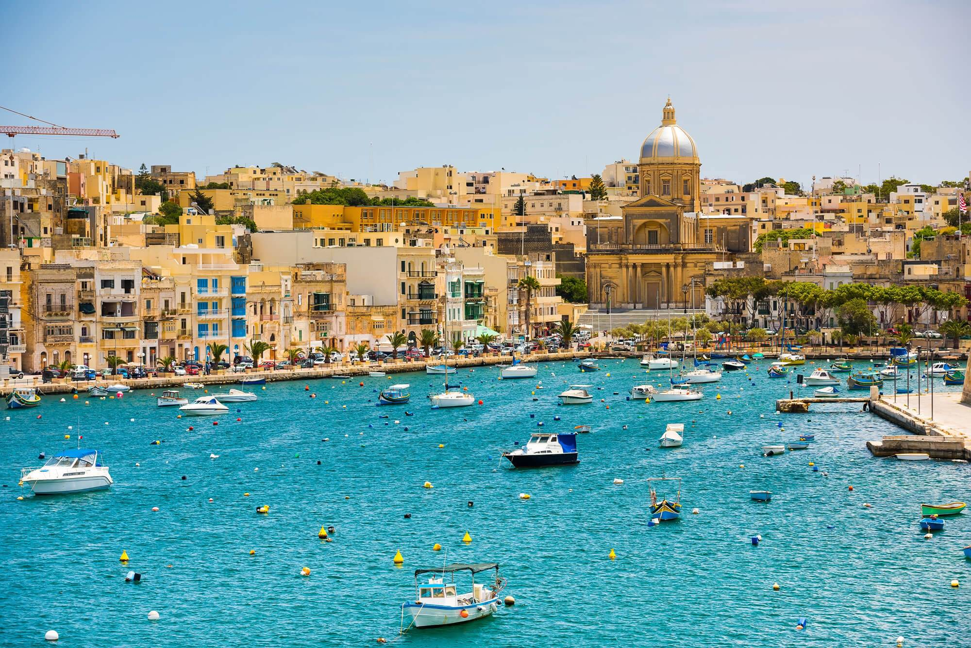 Back Roads Touring Malta Highlights