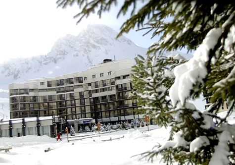 Club Med Tignes Val Claret in France